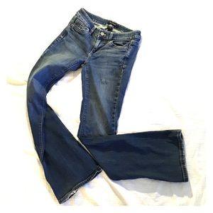 WHBM jeans 2R